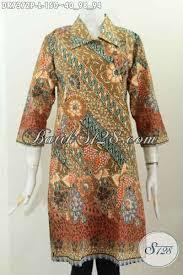 desain baju batik halus jual baju batik wanita masa kini batik halus buatan solo model