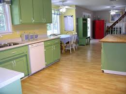 green painted kitchen cabinets inspirationgreen what color walls