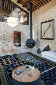 mediterranean country stone house gloria duran 2 idesignarch