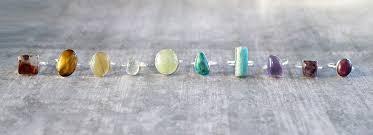 unique stone rings images Gemstone engagement rings top 5 vintage unique colorful jpg
