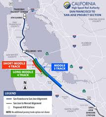 Vta Light Rail Map Caltrain Hsr Compatibility Blog 2017