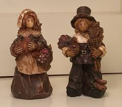 thanksgiving pilgrim couples figurines page two thanksgiving wikii