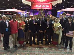 u s team takes first place at international mathematical olympiad