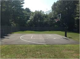 backyards wondrous the pro dunk goal has made playset trampoline