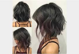 coupe pour cheveux pais coupe cheveux pour cheveux epais back balayé bob coupe cheveux 2018