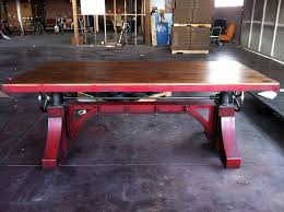 Industrial Boardroom Table Conference Table Vintage Industrial Furniture