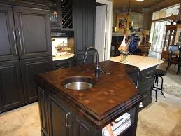 wood countertops kitchen installed products gallery u2013 cafecountertops solid wood surfaces