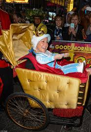 spencer s halloween costumes gma triumphs in halloween morning show costume war prince george