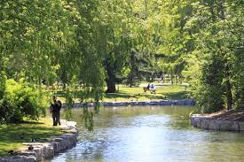 stormwater management city of kitchener photo of victoria park lake