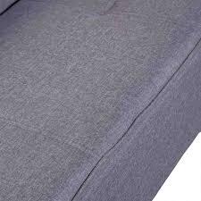 B Otisch Modern Schlafsofa Funktionssofa Gästebett Schlafcouch Polyester Stoff In