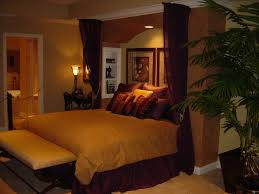 tour basement bedroom classic bed wooden table beautiful