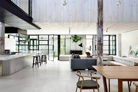 modern urban residence st kilda melbourne cos interiors pty ltd industrial style residence fitzroy melbourne