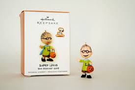 Hallmark Halloween Ornaments by Hallmark 2009 The Peanuts Gang Super Linus Halloween Ornament