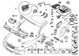 bmw 325i parts catalog original parts for e93 325i n52n cabrio vehicle trim misc