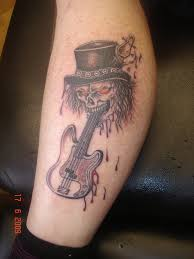 guitar tattoos and designs page 75