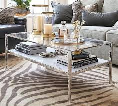 rectangular marble coffee table box frame coffee table marble antique bronze west elm west elm reeve