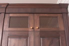 Walnut Cabinet Doors Solid Walnut Cabinet Door Detail