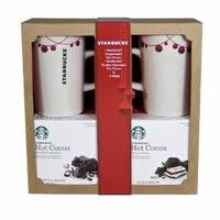 hot cocoa gift set starbucks hot cocoa gift set