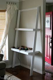 house homemade we re making a desk the assembly ana white leaning wall desk