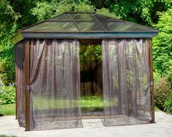 gazebo new way to extend your living space with 10 x10 hardtop