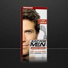 just for men light brown just for men autostop hair color light brown one application kit