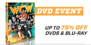 sale get up to 75 dvds rays list of