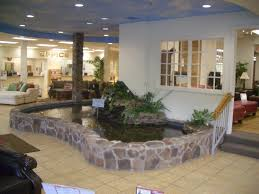 home design captivating indoor ponds and waterfalls with recessed