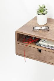 White Floating Nightstand Mid Century White Floating Nightstand Ald 00034w Aliusydecor Also