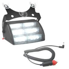emergency light laws by state hqrp 18 led white emergency vehicle car windshield strobe lights