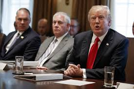 who was in washington s cabinet trump says administration taking look at libel laws the times of