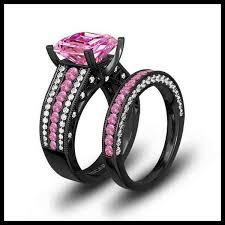 vancaro engagement rings vancaro black wedding ring set 2018 weddings