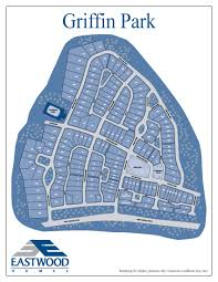 South Carolina Zip Code Map by New Properties At Griffin Park Eastwood Homes