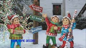 christmas yard 45 outdoor christmas yard decorations diy christmas yard