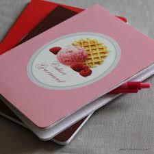 comment ranger ses recettes de cuisine mes cahiers de recette ou comment arrêter d avoir des petits
