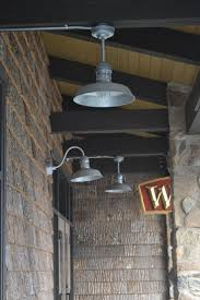 Pendant Barn Lights Love A Matching Gooseneck And Pendant The Barn Light Outback