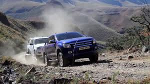 towing with ford ranger tough towing vs the all ranger