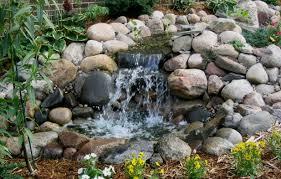 backyard waterfall images decoration u0026 furniture best pond