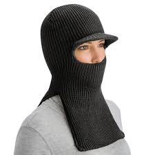 cold weather mask balaclava with brim by collections etc ebay