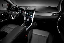 2011 Ford Edge Limited Reviews 2011 Ford Edge Unveiled With Ford U0027s New 2 0l Ecoboost Engine The