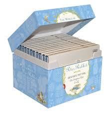 the tales of rabbit the world of rabbit gift box 1 books 1 12 beatrix potter