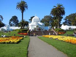 Botanical Garden Golden Gate Park Golden Gate Park Great Runs