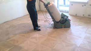 Lagler Hummel Floor Sander by