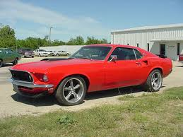 1969 mustang rear 1969 mustang fastback autotrends