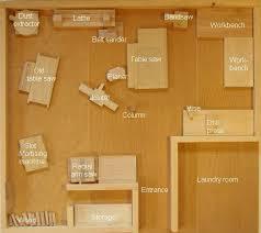 Machine Shop Floor Plan Woodshop Design Layout A Recent Kitchen Renovation Project