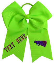how to make your own hair bows cheer bows make your own cheerleading bow