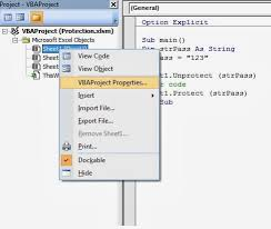 vba excel working with protected sheets vba and vb net tutorials