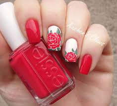 best 25 rose nails ideas on pinterest manicures nail colour