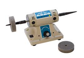 Mini Bench Grinder Pol 260 00 Benchtop Polisher
