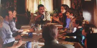 blue bloods thanksgiving blue bloods basics why the family dinner is so important huffpost