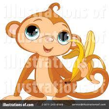 monkey clipart 440663 illustration by pushkin